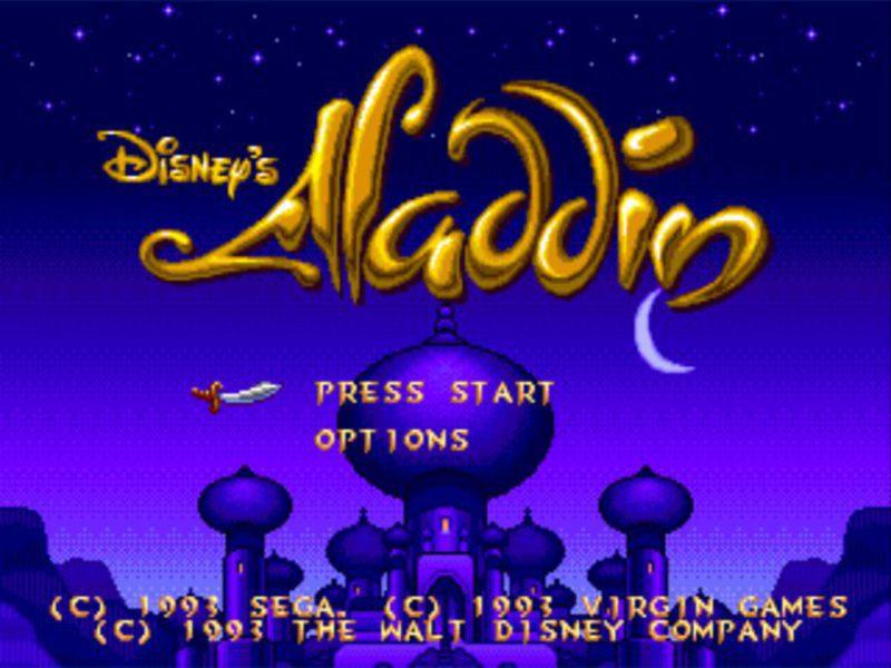 Retro Aladdin Analizamos La Version Para Mega Drive Que Acaba