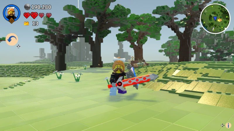 Analisis De Lego Worlds Para Nintendo Switch Algo No Encaja Zonared