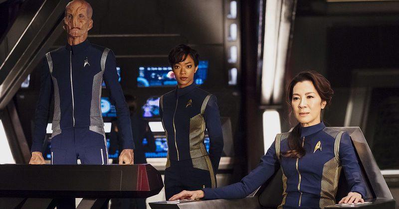 Crítica de \'Star Trek: Discovery\' Episodio 1: Una visión más moderna ...
