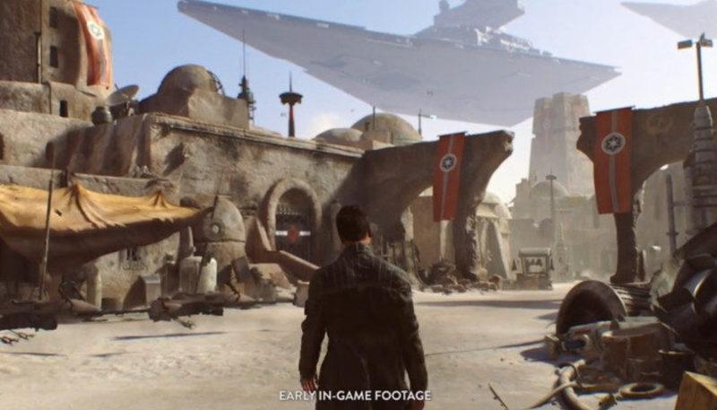 Игры по Звездным Войнам: Пара слов о Star Wars от Visceral Games от креативного директора проекта