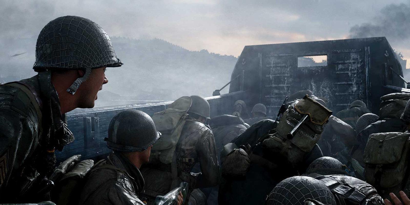 Call Of Duty Wwii Este Año Sí Hay Que Jugar La Campaña Zonared