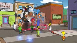 Los Simpson: El Juego
