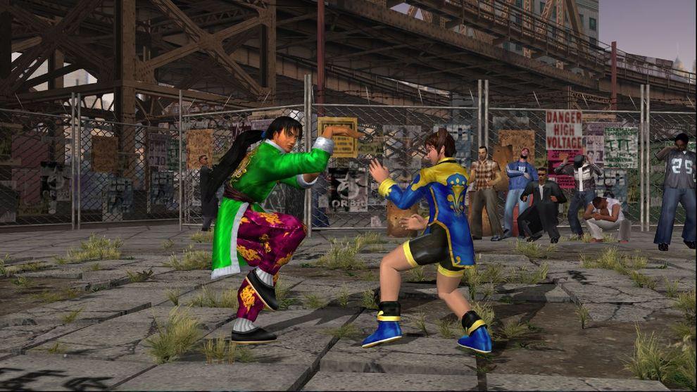 Tekken Tag Tournament HD