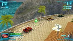 Cars 2 El Videojuego (PSP)