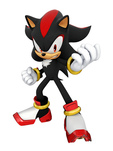anterior: Sonic Generations - Shadow The Hedgehog