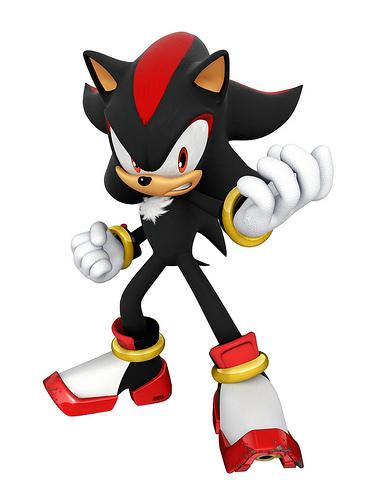 Sonic Generations - Shadow The Hedgehog