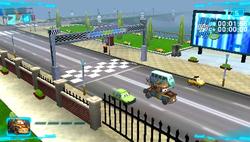 Cars 2: El videojuego