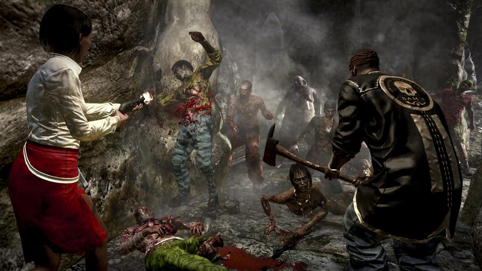 Dead Island Bloodbath Arena