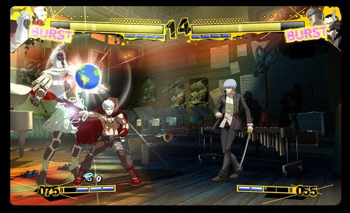 Persona 4: The Ultimate in Mayonaka Arena