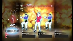Get up and Dance Wii