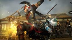 Warriors Orochi 3