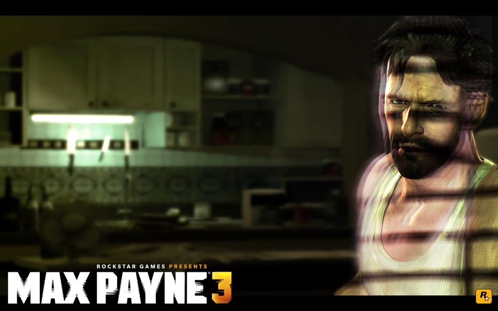 Max Payne 3 Fondo de Pantalla