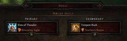 Diablo III Skills