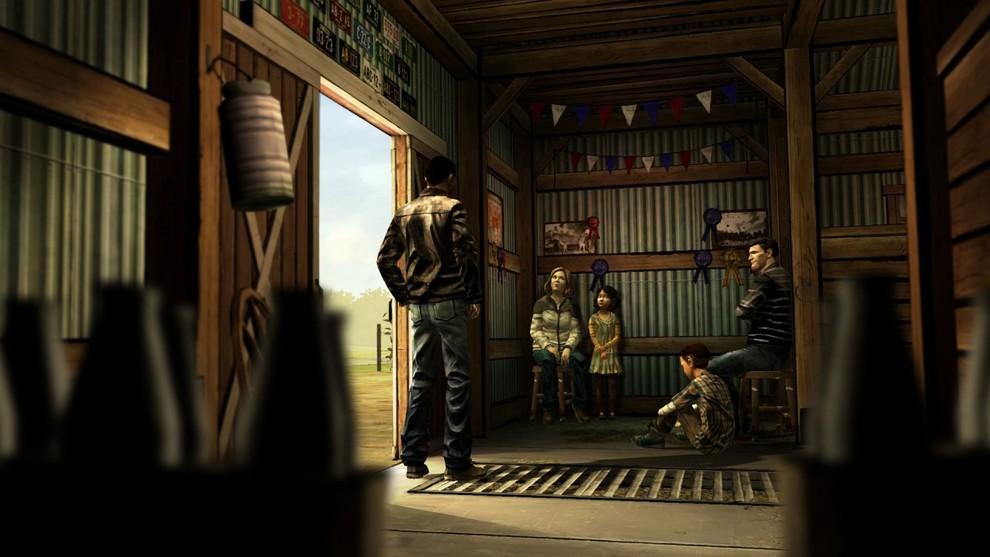 The Walking Dead: Episodio 2
