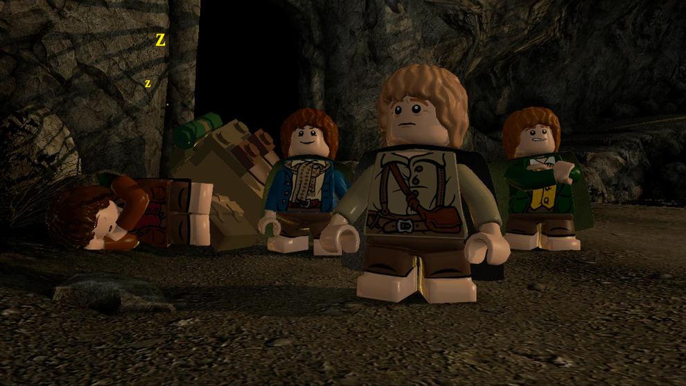 LEGO: El señor de los anillos