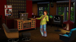 Los Sims 3 Los '70 '80 '90 Accesorios