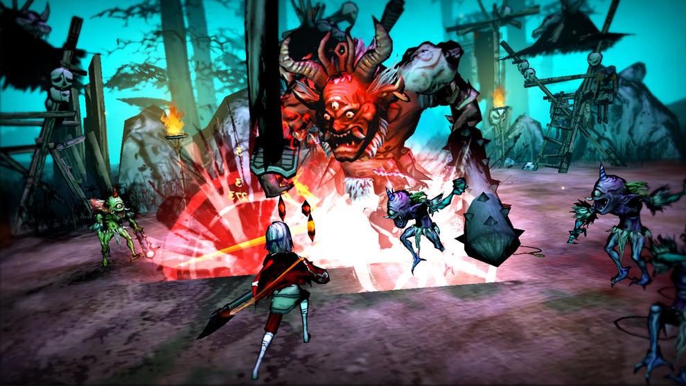 Akaneiro: Demon Hunters