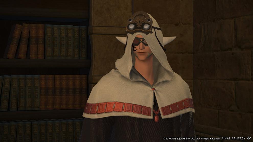 Final Fantasy XIV: A Real Reborn