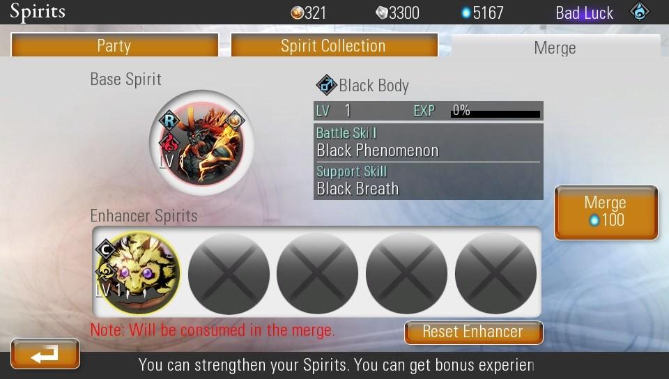 Destiny of Spirits