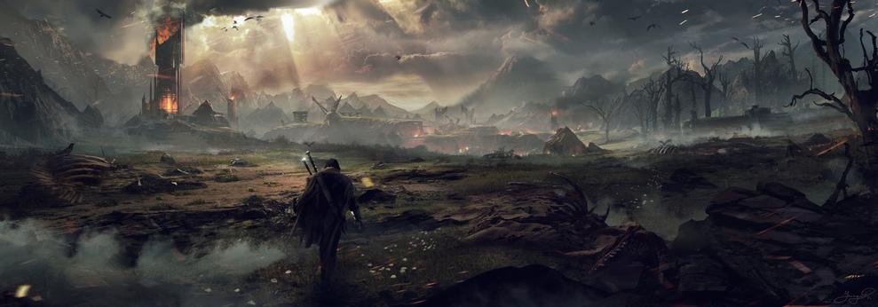 La Tierra Media: Sombras de Mordor