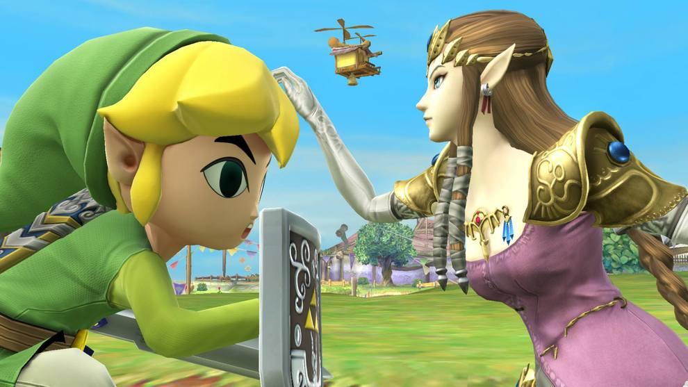 Super Smash Bros. for Wii U