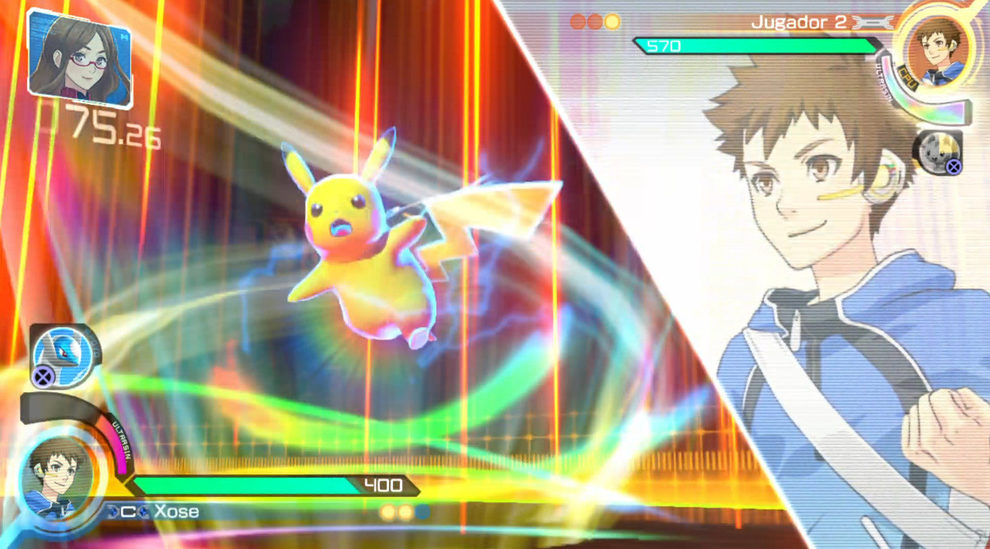 Pokken Torunament DX