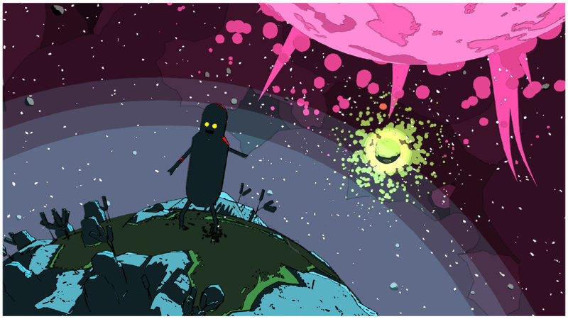 'Jettomero: Hero of the Universe'