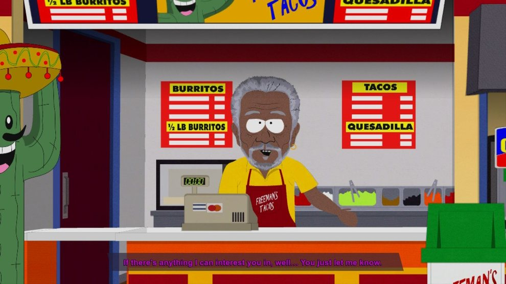 South Park: Retaguardia en Peligro