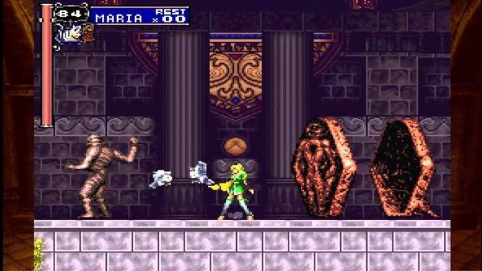 Castlevania Requiem PS4