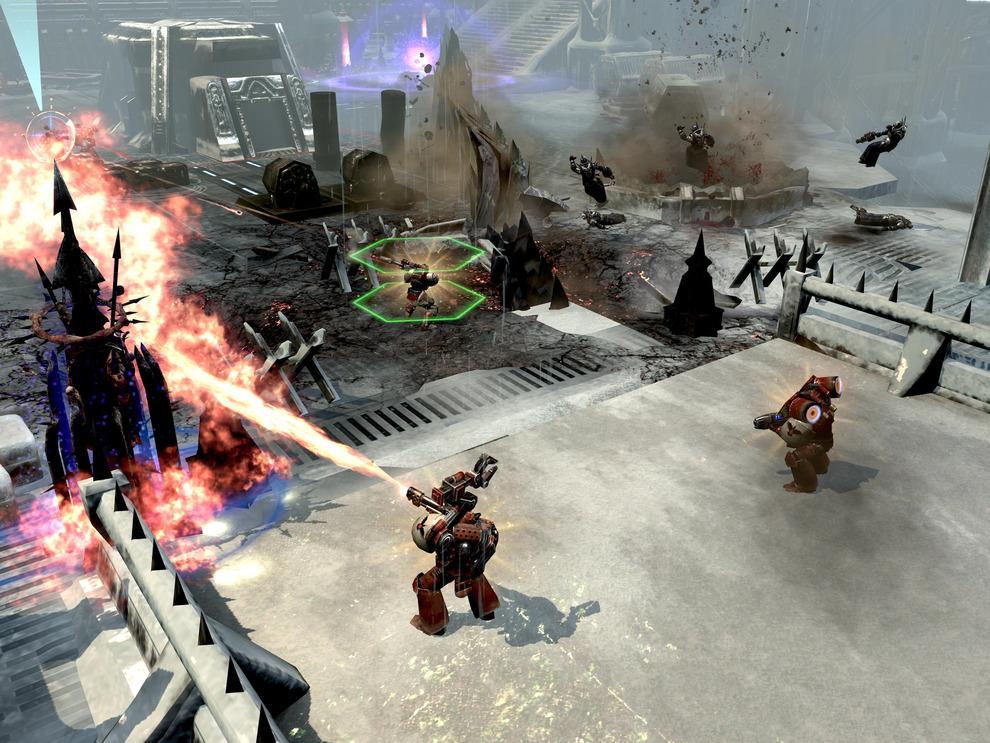 Warhammer 40.000: Dawn of War II - Retribution
