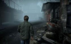 Silent Hill Downpour√