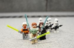Lego Madrid