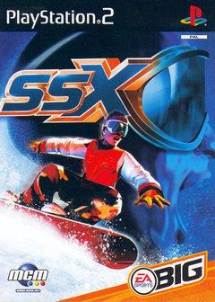 SSX Snowboarding