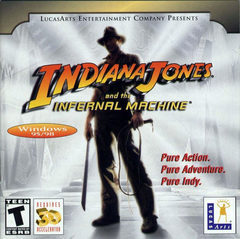 Indiana Jones y la Máquina Infernal
