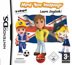 Mind Your Language: Learn English