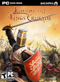 Lionheart King's Crusade