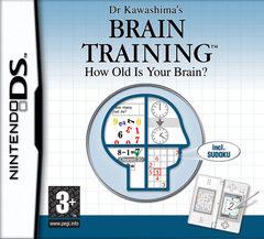 Brain Training del Dr. Kawashima ¿Cuántos años tiene tu cerebro