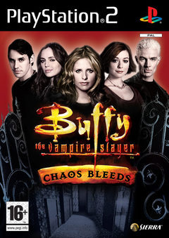 Buffy Cazavampiros: Chaos Bleeds