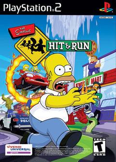 Los Simpson Hit&Run