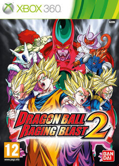 Dragon Ball: Racing Blast 2