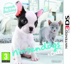 nintendogs + cats: Bulldog Francés y sus nuevos amigos