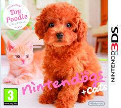 nintendogs + cats: Caniche Toy y sus nuevos amigos