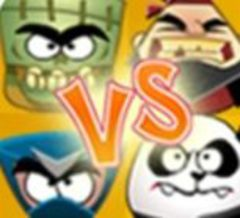 Pirates vs. Ninjas vs. Zombies vs. Pandas: Puzzle Wars