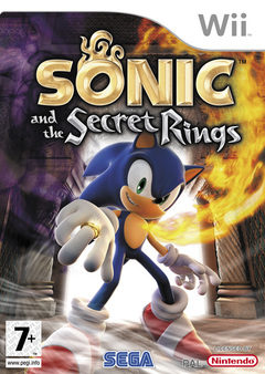 Sonic y los Anillos Secretos