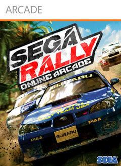 SEGA Rally Online Acade