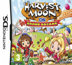 Harvest Moon Grand Bazaar