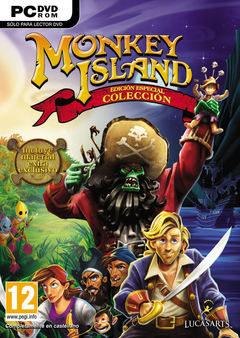Monkey Island Edición Especial Colección