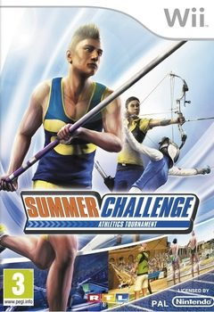 Summer Challenge Athletics Tournament