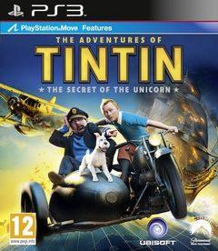 Las aventuras de Tintín, el Secreto del Unicornio
