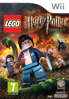 LEGO: Harry Potter Años 5-7
